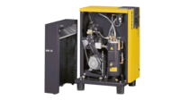 SM rotary screw compressor – open