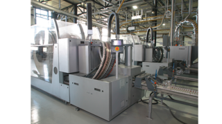 KAESER industrial reciprocating compressors in the printing industry
